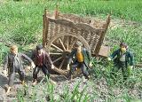 Hobbit Cart Replica from Toy Biz - (792x571, 402kB)