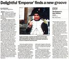 Holm's 'Emperor' Article in Variety - (800x688, 213kB)
