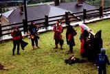 Warrior Fans at Mittelerde-Fest (Middle-earth festival) in Switzerland - (552x374, 59kB)