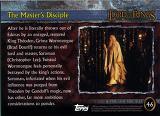 Topps TTT Cards - The Master's Disciple (back) - (524x380, 64kB)
