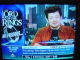 Andy Serkis on Headline News - (640x480, 69kB)