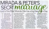 Miranda Otto Wedding Pictures - (800x475, 142kB)