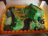 Hobbit Hole Birthday Cake - (568x426, 46kB)