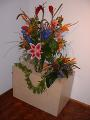 Flower Arrangement at the Richard F. Brush Gallery - (600x800, 407kB)
