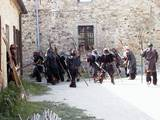 Tolkien reenactment at Bardi Castle, Italy - (800x600, 176kB)