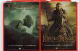 Gollum and Aragorn Poster - (800x529, 92kB)