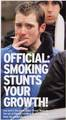 Official: Smoking Stunts your Growth! - (441x800, 94kB)