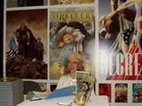 Colleen Doran At Book Expo America - (592x444, 54kB)