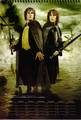 RoTK 2003 Calendar - Merry And Pippin - (544x800, 132kB)