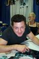 Andy Serkis Gollum Pose - (530x800, 82kB)
