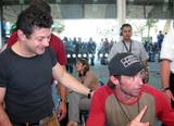 Andy Serkis Images from Comic-Con 2003 - (600x436, 70kB)