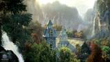 Rivendell Matte Painting - (800x452, 100kB)