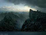 Dusso Matte Paintings for LOTR - (800x608, 83kB)