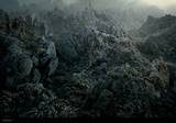 Lonely Mountains Matte Painting - (800x564, 117kB)