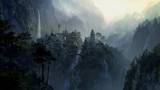 Rivendell Matte Painting - (800x451, 57kB)