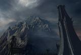 Black Gates Matte Painting - (800x554, 70kB)