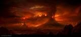 Mordor Matte Painting - (800x365, 35kB)