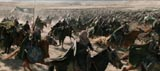 Rohirrim Charge Across the Pelennor - (576x255, 82kB)