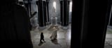 Gandalf And Pippin Enter The White Tower - (576x250, 36kB)