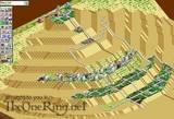 Sim City Goes Minas Tirith - (800x547, 187kB)