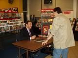 JRD At Blockbuster Video Signing in LA - (800x600, 106kB)