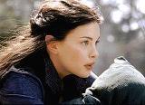 Arwen and Hobbit - (247x180, 15kB)