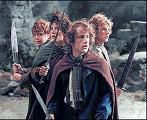 The 4 Hobbits - (249x202, 20kB)