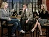 TV Watch: Cate Blanchett on Live! With Regis and Kelly - (640x480, 171kB)