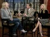 TV Watch: Cate Blanchett on Live! With Regis and Kelly - (640x480, 166kB)