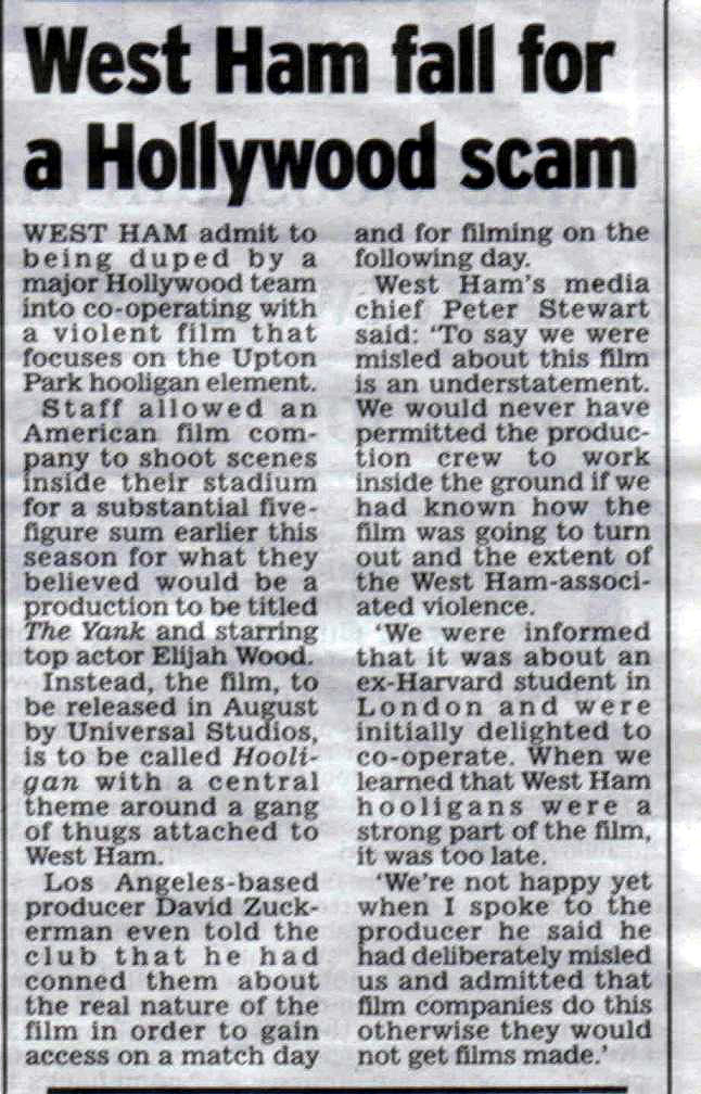 West Ham Fall for a Hollywood Scam - 512x800, 132kB