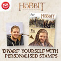 Dwarf yourself with Personalized Stamps - New Zealand Post Stamps