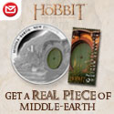 Get a Real Piece of Middle-earth - New Zealand Post Stamps