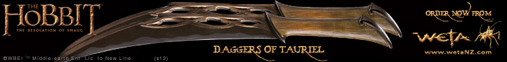 Daggers of Tauriel