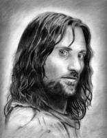 Aragorn by Ainu Laire