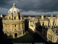 The Bodleian Library of Oxford