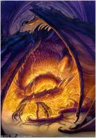 John Howe\&#039;s Smaug