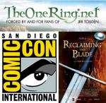 Reclaiming the Blade at Comic-Con