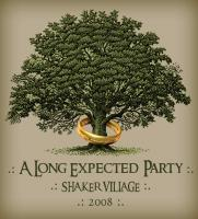 Long Expected Party Logo