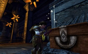 Turbine LOTRO Book 7: Leaves of Lorien - Crafting Screenshots