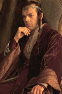 Elrond - Hugo Weaving