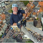 Bernard Hill takes the plunge for charity - East Anglian Daily Times
