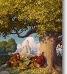 Original Hildebrandt Tolkien Art