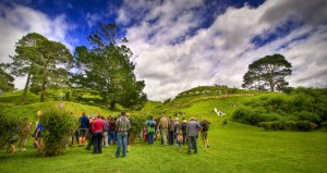 Another Successful Locals Day at Hobbiton Movie Set