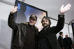 Executive Producer Steven Spielberg & Director Peter Jackson