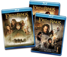 Lord of the Rings Blu-Ray Giveaway
