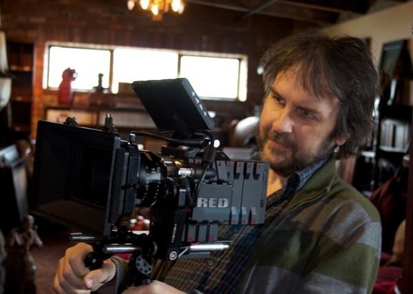 Peter Jackson Red Camera