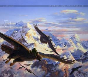 TN-Bilbo_and_the_Eagles