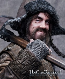 James Nesbitt as Bofur the Dwarf in The Hobbit Movies