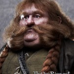 Stephen Hunter as Bombur the Dwarf in The Hobbit Movie