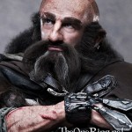 Graham McTavish as Dwalin the Dwarf